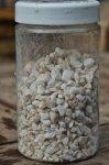 "Cream_1.jpeg - <div class=""_xlr"">""Cream"" 20kg<br /> (Balta) Marmuro skalda (1-4mm) 20kg<br /> Kaina: 6,00 - 7,00€</div>"