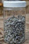 """Sjenit_1.jpeg - """"Sjenit"""" 20kg<br /> (Tamsi taškuota) Granito skalda (8-11mm) 20kg                                                                    <br /> Kaina: 4,95€"""
